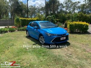 2018 Toyota Corolla Mzea12R Ascent Sport Blue 10 Speed Constant Variable Hatchback Capalaba Brisbane South East Preview