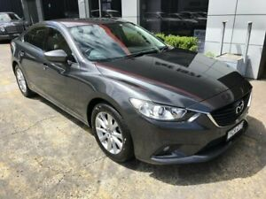 2013 Mazda 6 6C Touring Grey 6 Speed Automatic Sedan Rockdale Rockdale Area Preview