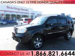 2013 Honda Pilot TOURING | 1 OWNER | NO ACCIDENTS