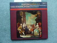 HAYDN THE SYMPHONIES 36-48