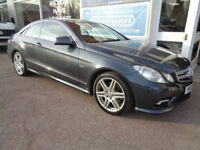 Mercedes-Benz E350 3.0CDI ( 231bhp ) 2011 Auto CDI Sport S/H P/X Swap