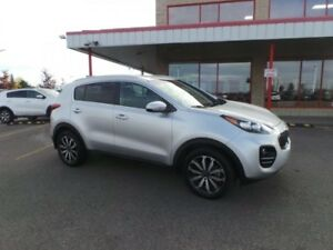 2017 Kia Sportage AWD EX Accident Free,  Heated Seats,  Back-up
