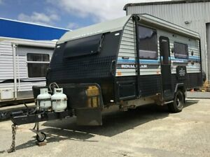 2015 Royal Flair Aussie Mate Caravan Beckenham Gosnells Area Preview