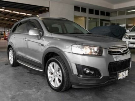 2014 Holden Captiva CG MY14 7 LT (AWD) Grey 6 Speed Automatic Wagon Devonport Devonport Area Preview