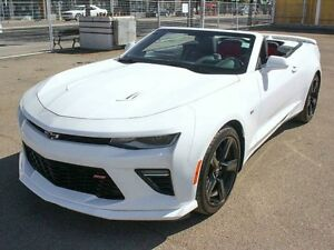 2016 Chevrolet Camaro 2SS CONVERTIBLE LOADED LOW KM FINANCE AVAI