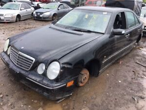 2002 Mercedes E320 just in for parts at Pic N Save!