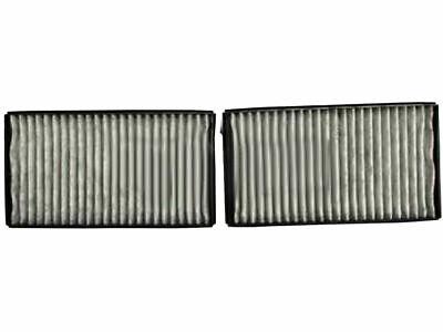 For 2006-2010 BMW M6 Cabin Air Filter 76821GW 2007 2008 2009 5.0L V10