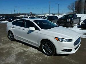 2013 Ford Fusion Titanium AWD FINANCEMENT APPROUVER 100%