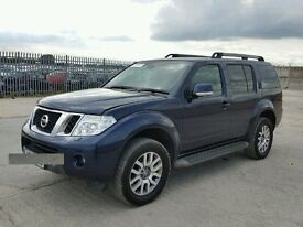 2013 Nissan Pathfinder 2.5 DCI MPV Diesel Manual 7 Seater ** ONLY COVERED 52,647 MILES!! **