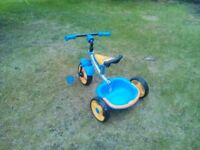 Tricycle for Boys (Good upto Age 5)