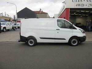 2014 Ford Transit Custom VN 290S White 6 Speed Manual Van Croydon Burwood Area Preview