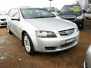 2009 Holden Commodore VE MY10 Omega Sportwagon Silver 6 Speed Sports Automatic Wagon Mount Druitt Blacktown Area Preview