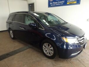 2016 Honda Odyssey EX-L LEATHER SUNROOF DVD