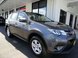 2015 Toyota RAV4 ASA44R MY14 GX AWD Silver 6 Speed Sports Automatic Wagon West Ballina Ballina Area Preview