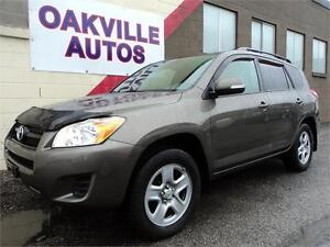 2012 Toyota RAV4 Base SUNROOF 2WD SAFETY WARRANTY INCL