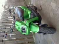 Yamaha bws A1 condition