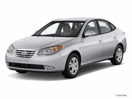 2010 Hyundai Elantra  Silver Automatic Sedan Logan Central Logan Area Preview