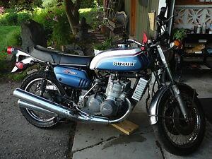 Suzuki GT 750 for sale