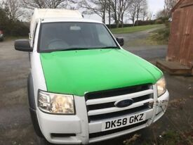 2008 Ford Ranger 4WD 2.5TDCI SuperCab