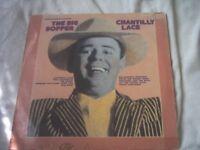 Vinyl LP Chantilly Lace – The Big Bopper