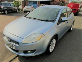2009 Fiat Bravo 1.6 Multijet Active 105bhp 5dr Hatchback Diesel 6 Speed like Astra Focus Golf