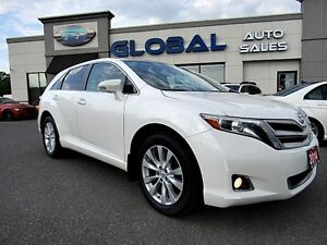 2014 Toyota Venza XLE I4 AWD LIMITED NAVIGATION LEATHER