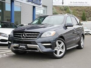 2014 Mercedes-Benz M-Class Certified | Premium Package | Sport P