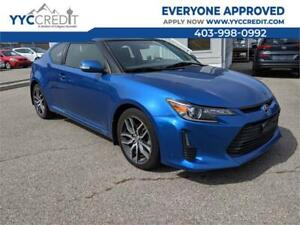 2015 Scion tC - Low KMS-Lowest Price-EVERYONE APPROVED 100%