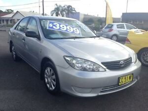 2004 Toyota Camry MCV36R Altise Silver 4 Speed Automatic Sedan Broadmeadow Newcastle Area Preview