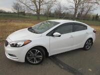 2015 Kia Forte EX (ONLY 10,000kms!)----(ONLY $119 bi-weekly)