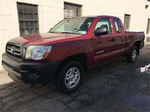2008 TOYOTA TACOMA EX 2.7L XCAB NO ACCIDENT Low km 111,120km