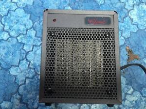 Classic 1500W, 120V Portable Heater/Fan