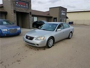 2002 Nissan Altima 2.5S *MECHANICALLY SOUND, DRIVES GREAT*