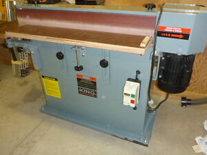 Specialized Woodworking Equipment Auction