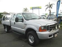 2005 Ford F250 RN XLT Silver 4 Speed Automatic Utility Archerfield Brisbane South West Preview