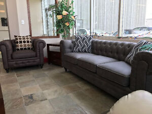 BRAND NEW SOFA LOVESEAT AND CHAIR=1899.99