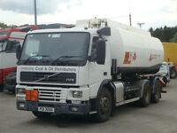 1999 Volvo FM12 Tanker 5 Pot Bottom Loader