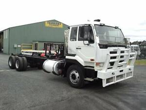 NISSAN UD CWB455 6X4 CAB CHASSIS Armidale City Preview