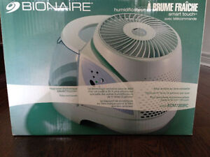 Bionaire SmartTouch Digital Cool Mist Humidifier