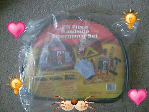 Hot Buy: Ruff & Ready Roadside Emergency Set (28-piece) - $18 (V