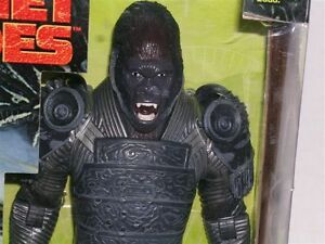 Planet of the Apes Electronic Attar figure new in box Kitchener / Waterloo Kitchener Area image 1