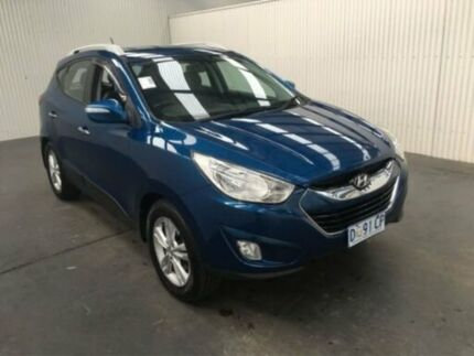 2012 Hyundai ix35 LM MY11 Elite (AWD) Blue 6 Speed Automatic Wagon