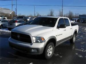2011 Dodge Ram  $0 Down- $2500 Cash Back - $19k
