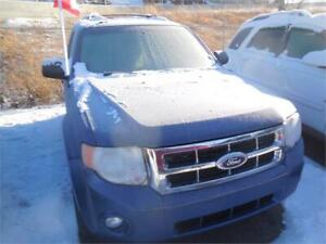 2010 Ford Escape LOADED DVD