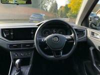 2018 Volkswagen Polo 1.0 Tsi 95 Se 5Dr Dsg Auto Hatchback Petrol Automatic