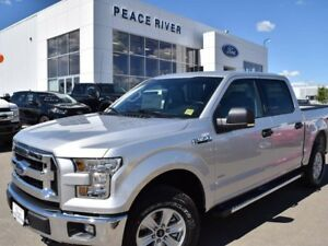 2017 Ford F-150 XLT 4x4 SuperCrew Cab Styleside 5.5 ft. box 145