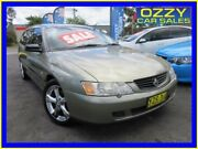 2003 Holden Commodore VY Executive Champagne 4 Speed Automatic Wagon Minto Campbelltown Area Preview
