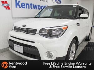 2018 Kia Soul EX, heated seats, heated steering wheel
