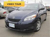 2010 Toyota Matrix • 124,000 KM • | Automatic |