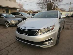 2011 Kia Optima Hybrid Premium -Park Assist Cam|B/tooth - Mint